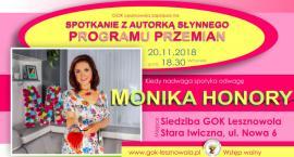 Program Przemian. Spotkanie z Moniką Honory. Stara Iwiczna (20-11-2018)