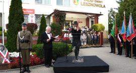 Obchody 100 lecia odzyskania niepodległości w Lesznowoli