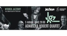 Agnieszka Hekiert na Wtorku Jazzowym