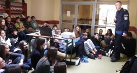 Warsztaty o bezpieczeństwie dla uczniów w Prażmowie i w Piasecznie
