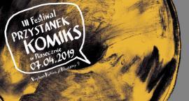 Festiwal Przystanek Komiks w Piasecznie