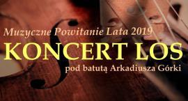 Muzyczne Powitanie Lata w Łazach
