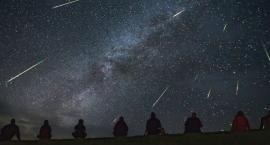 Noc spadających gwiazd na Górkach Szymona