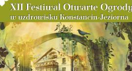 XII Festiwal Otwarte Ogrody