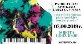 Patriotyczne spotkanie z muzyką polską