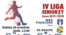 Mecz MKS Piaseczno - KS Raszyn