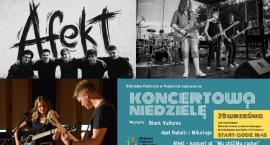 Rockowy koncert w CEM Piaseczno
