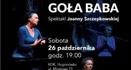 Spektakl Goła Baba