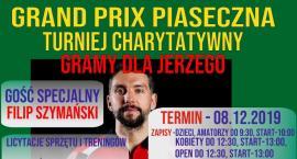 Charytatywny Grand Prix w tenisie stołowym w Piasecznie