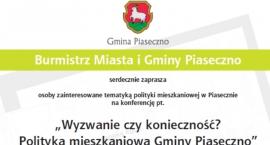 Polityka mieszkaniowa Gminy Piaseczno