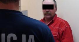 Zatrzymano 54- latka, który nachodził i groził managerowi restauracji