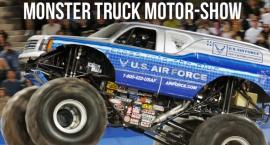 Pokazy American Monster Truck Motor Show