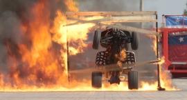 American Monster Truck Motor Show - światowej klasy kaskaderzy