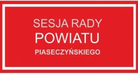 XIX sesja Rady Powiatu