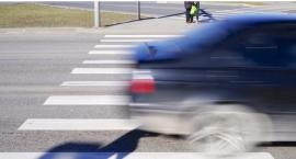 Poszukiwanie świadków wypadku na przejściu dla pieszych