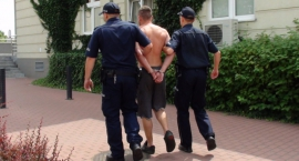 Areszty dla podejrzanych o wymuszenia i rozboje