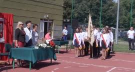 Rozpoczęcie roku szkolnego w SP 5 w Piasecznie