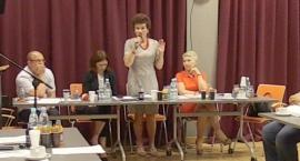 Burmistrz Tarczyna o linii 400kV na sesji Rady Miejskiej