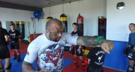 Marcin Różalski w Bąkowski Fight Club