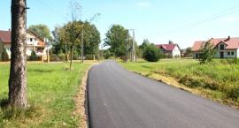I etap remontu dróg gminnych zakończony