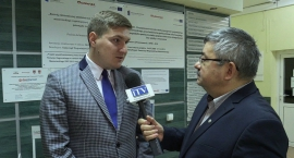 Wywiad z Sergiuszem Muszyńskim