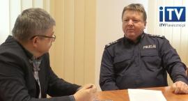 Rozmowa z komendantem Policji w Piasecznie