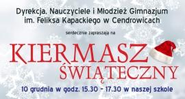 Kiermasz w Cendrowicach