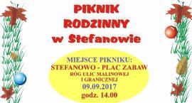 Sołecki Piknik Rodzinny 2017. Stefanowo (09-09-2017)