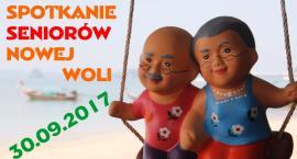 Spotkanie integracyjne Seniorów 2017. Nowa Wola (30-09-2017)