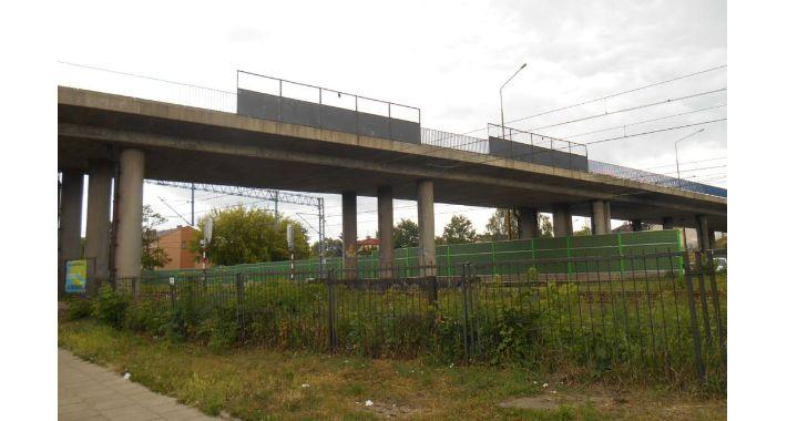 Inwestycje, Remont wiaduktu Piastowie - zdjęcie, fotografia