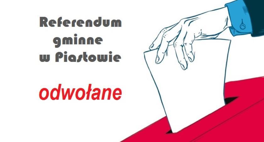 Rada Miejska, Referendum odwołane - zdjęcie, fotografia