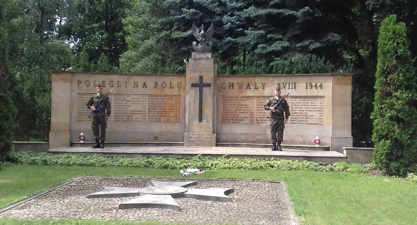Wydarzenia, Obchody rocznicy bitwy egzekucji Pęcicach - zdjęcie, fotografia