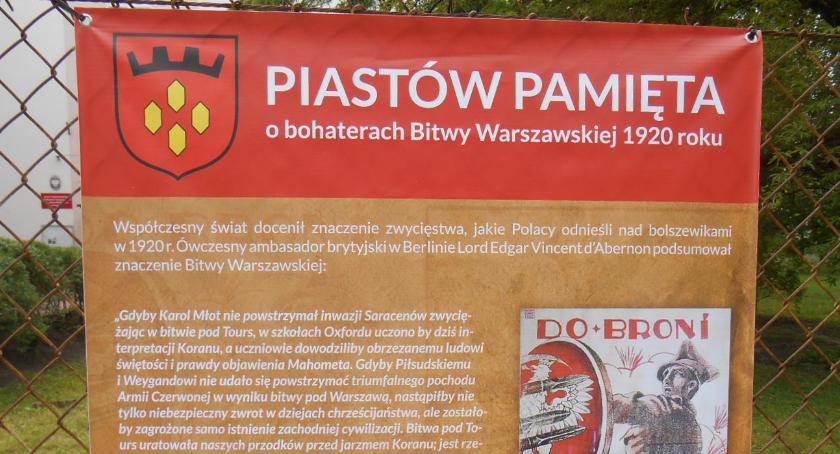 Wydarzenia, Bitwy Warszawskiej - zdjęcie, fotografia