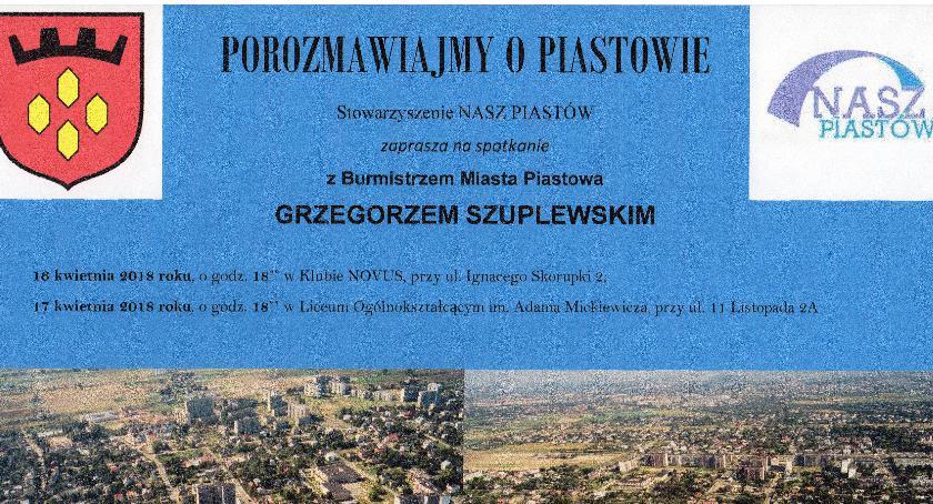 Społeczeństwo, Porozmawiajmy Piastowie - zdjęcie, fotografia