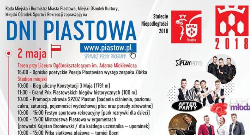 Wydarzenia, Piastowa - zdjęcie, fotografia
