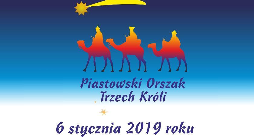 Wydarzenia, Piastowski Orszak Trzech Króli - zdjęcie, fotografia