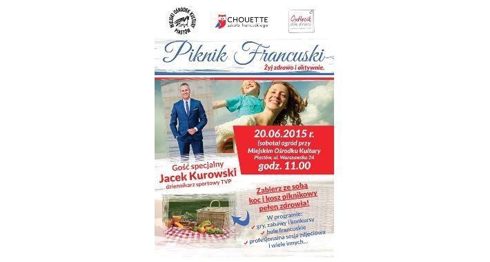 Rekreacja, Piknik Francuski - zdjęcie, fotografia