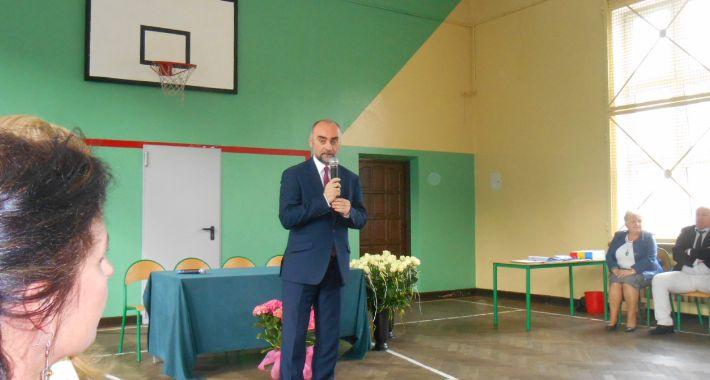 Edukacja, Nagrody Burmistrza - zdjęcie, fotografia