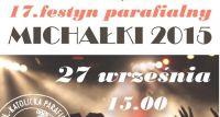 Festyn parafialny - MICHAŁKI 2015