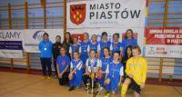 MUKS Praga Warszawa - mistrzem Halowych Mistrzostw Mazowsza