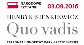 Narodowe Czytanie 2016 - ogólnopolskie wydarzenie