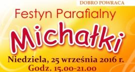 MICHAŁKI 2016 - festyn parafialny
