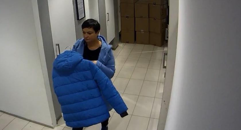 Podejrzana o kradzież! Rozpoznajesz ją?