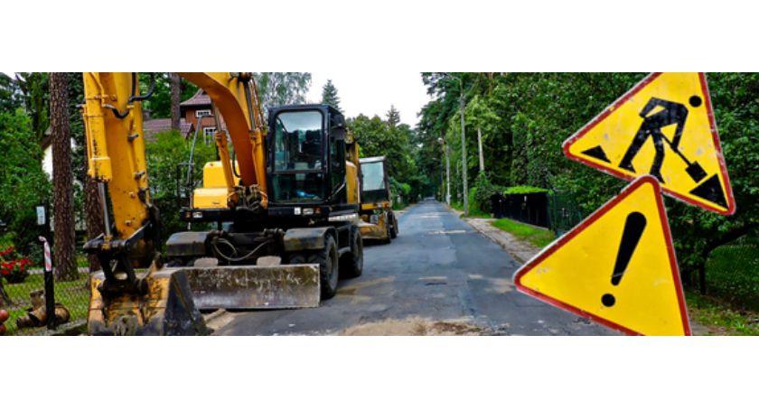 Komunikacja, Ryżowa Czerwona Droga remontu Będą utrudnienia - zdjęcie, fotografia