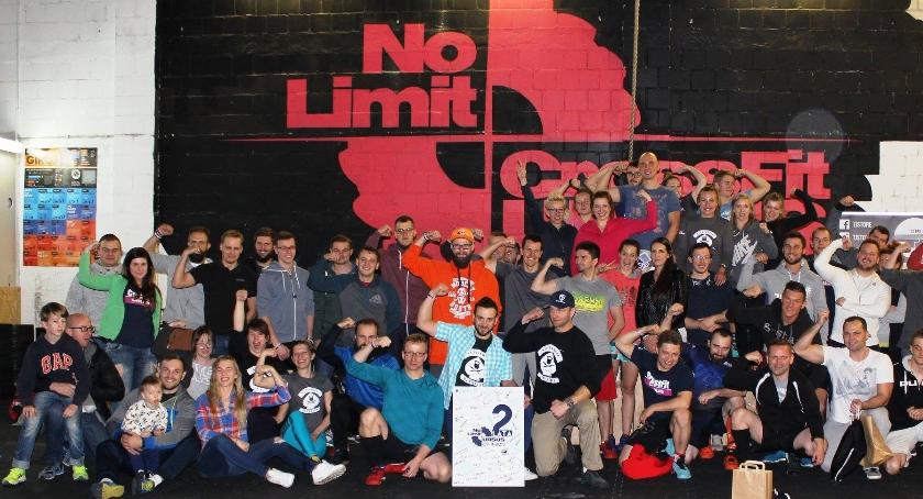 Fitness, CrossFit Ursus chwilę skończy - zdjęcie, fotografia