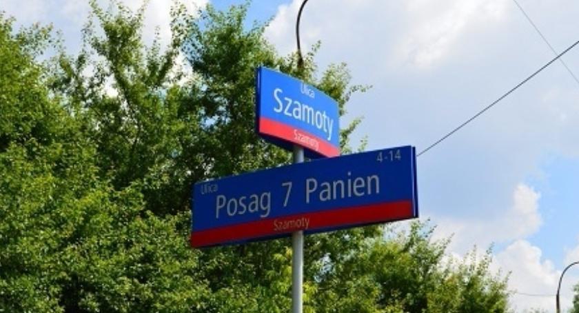 Historia, Siedem Panien Ursusie posagu przywilejów Czerwona Droga tylko przed - zdjęcie, fotografia