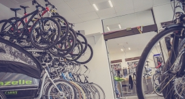 Dzielnicowy z ulicy Dzieci Warszawy podczas służby aresztował złodzieja rowerów