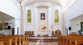 Droga Krzyżowa w parafii Najświętszego Serca Pana Jezusa w Wielki Piątek