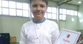 Uczeń Szkoły Podstawowej nr 2 Łukasz Wojciewski wygrał konkurs o Ursusie