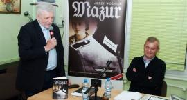 Spotkanie z autorem książki Mazur w Klubie Miś